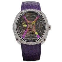 Dietrich Organic Time OT-3 Shine Full Steel Diamond Bezel
