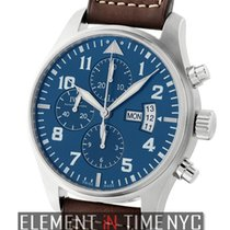 IWC Pilot Collection Pilot Chronograph Le Petit Prince Edition...