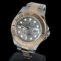 Rolex YACTH MASTER STEEL AND GOLD MEN SIZE