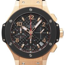 Hublot Big Bang 18 Kt. Rotgold Keramik 44 mm 341.PB.131.RX
