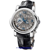 Ulysse Nardin GMT Perpetual 320-60/69 Pre-Owned