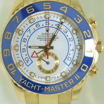 Rolex Yacht-Master II,Regatta,Yellow Gold,Full Set