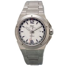 IWC Ingenieur GMT Automatic Watch IW324404