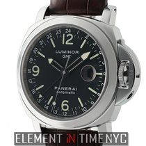 Panerai Luminor Collection Luminor GMT 44mm Stainless Steel C...