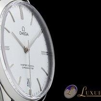 Omega De Ville Tresor Omega Master Co-Axial 18kt Weissgold...