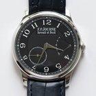 F.P.Journe Chronometre Souverain Black Label Platinum