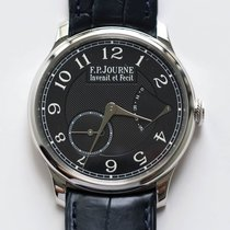 F.P.Journe Chronometre Souverain Black Label Platinum