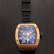 Richard Mille RM 010 Pink Gold Box & Papers