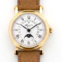 Patek Philippe Yellow Gold Retrograde Perpetual Calendar Ref....