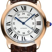 Cartier Ronde Solo Automatic 36mm w2rn0008