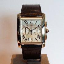 Cartier TANK MC CHRONO
