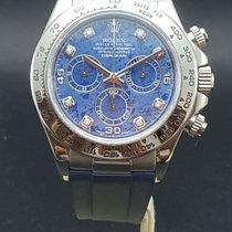 Rolex Daytona  Sodalite & Diamond