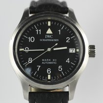 IWC PILOT Mark XII Box and Paper