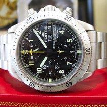 Fortis Cosmonauts Chronograph Automatic Ref; 605.22142 Lemania...