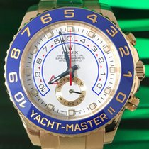 Rolex Yacht-Master II Ref. 116688 LC100 Box/Papiere/Top 11/2014
