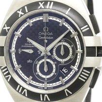 Omega Polished Omega Constellation Double Eagle Watch 121.92.4...
