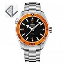 Omega Seamaster Planet Ocean Co-Axial  GMT  42 MM