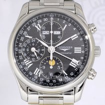 Longines Master Collection Chronograph Calendar Moonphase...