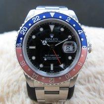 Rolex GMT MASTER 16700 Pepsi Red/Blue Bezel U Serial