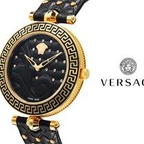 Versace VANITAS BLACK WATCH 40 mm