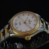 Alpina Comtesse Automatic Diamonds Ladie's New