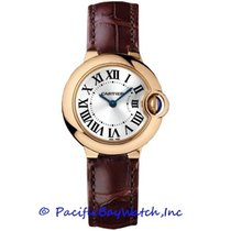 Cartier Ballon Bleu Ladies W6900256