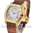 Cartier Roadster Small Size - Yellow Gold on Strap