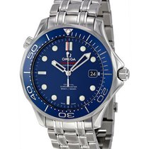 Omega Seamaster 300m Automatic Chronometer in Steel