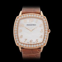 Audemars Piguet Tradition 18k Rose Gold Ladies 15337OR.ZZ.A810...