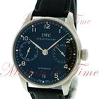 IWC Portuguese Automatic 7-Day Power Reserve, Black Dial -...