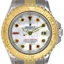 Rolex Ladies Used Rolex Yacht-Master Watch Steel & Gold...