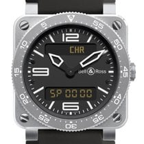 Bell & Ross BR 03 Type Aviation Steel