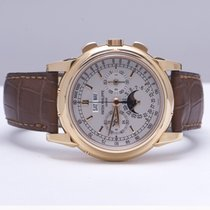 Patek Philippe Perpetual Calendar Chronograph Rose Gold