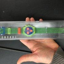 Swatch SCJ100 'Neo Wave' Chrono polso 1991 never used...