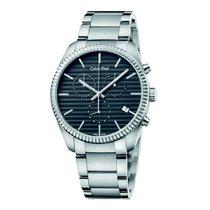 ck Calvin Klein Herrenuhr Calvin Klein alliance chrono K5R37141