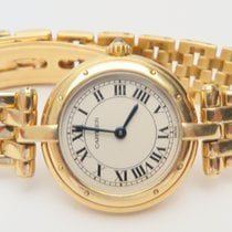 Cartier Panthere Vendome 18K Yellow Gold Unpolished