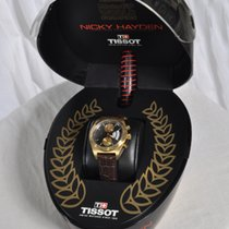 Tissot PRS 516 18K Gold Nicky Hayden Limited Edition