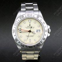 Rolex Explorer II Panna Cream