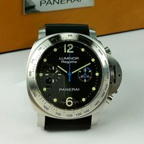 Panerai Luminor Regatta Chronograph Steel