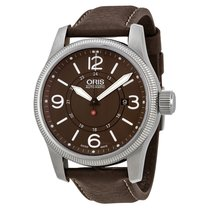 Oris Swiss Hunter Team PS Edition Automatic Grey Dial Stainles...