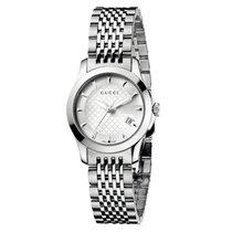 Gucci Damenuhr G-Timeless Klein YA126501