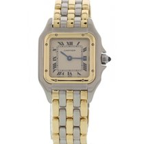 Cartier Ladies Cartier Panthere 166921 18k YG / SS