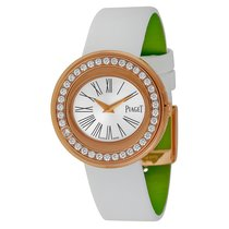 Piaget [NEW] Possession Rose Gold Diamond Ladies' Watch