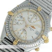 Breitling Chronomat Stahl / Gold B13050