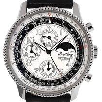 Breitling A19350 Montbrillant Olympus Mens Watch