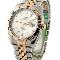Rolex Unworn 116261 2-Tone Oyster Perpetual Datejust - Steel...