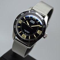 Oris Divers Sixty-Five 65 ref 7707 Almost New Full Set EU