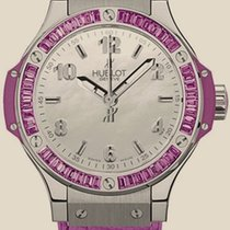 Hublot Big Bang 38 MM Tutti Frutti Big Bang Steel