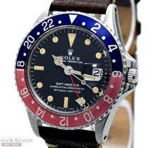 勞力士 (Rolex) Vintage GMT Master Long E Ref-1675 Stainless Steel...