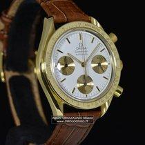 歐米茄 (Omega) Speedmaster Reduced Oro giallo/pelle  1750032 del...